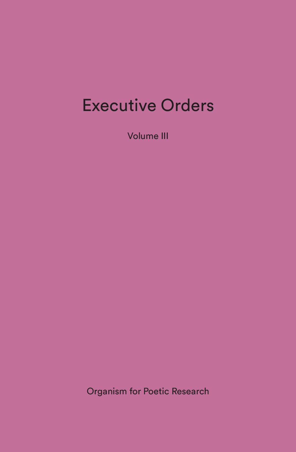 Executive Orders v. 3 cover – Andrew Gorin-page-001