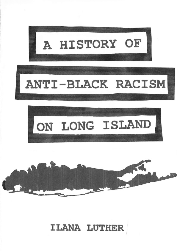 History of Anti-Black Racism