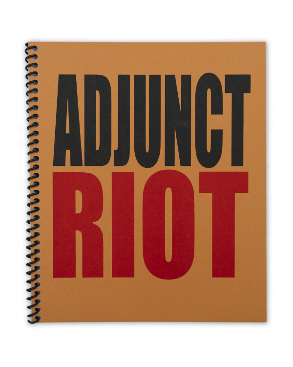 ADJUNCT_RIOT_cover3 – Erik Pedersen